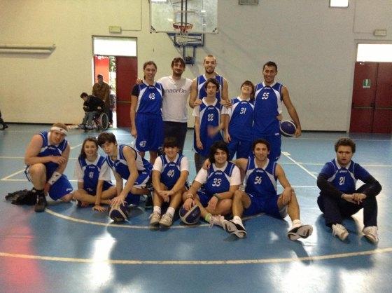 Teambaskin