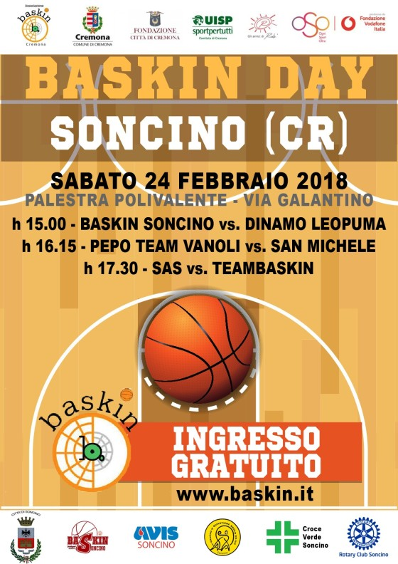 baskin day soncino