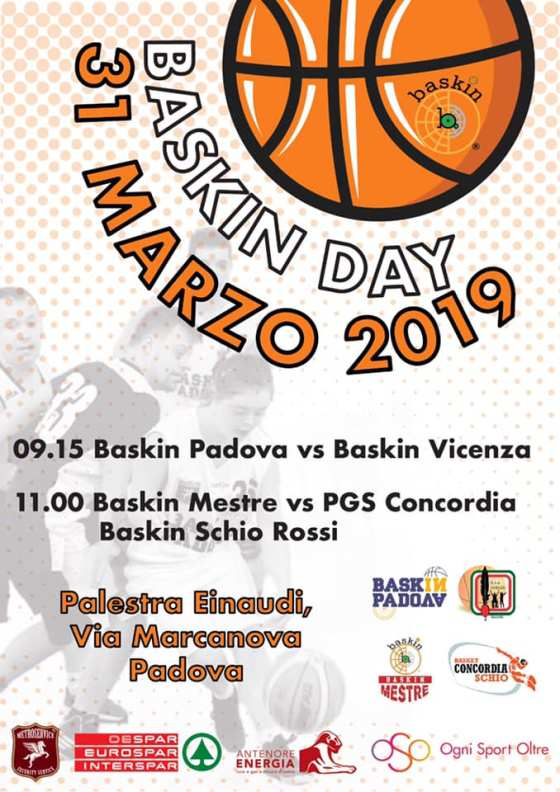 baskin day veneto